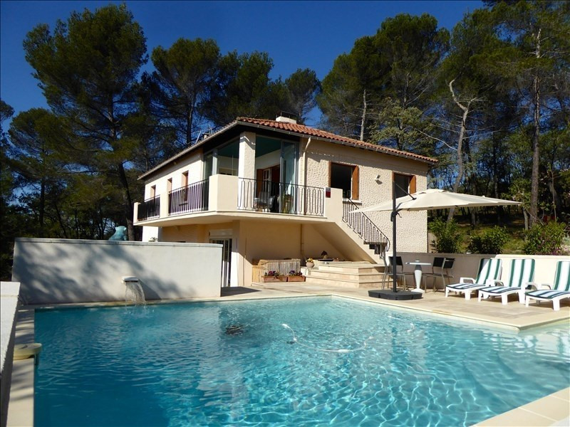 Vente maison / villa Pierrevert 480000€ - Photo 1