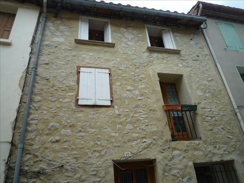Vente maison / villa Corneilla de conflent 61000€ - Photo 1
