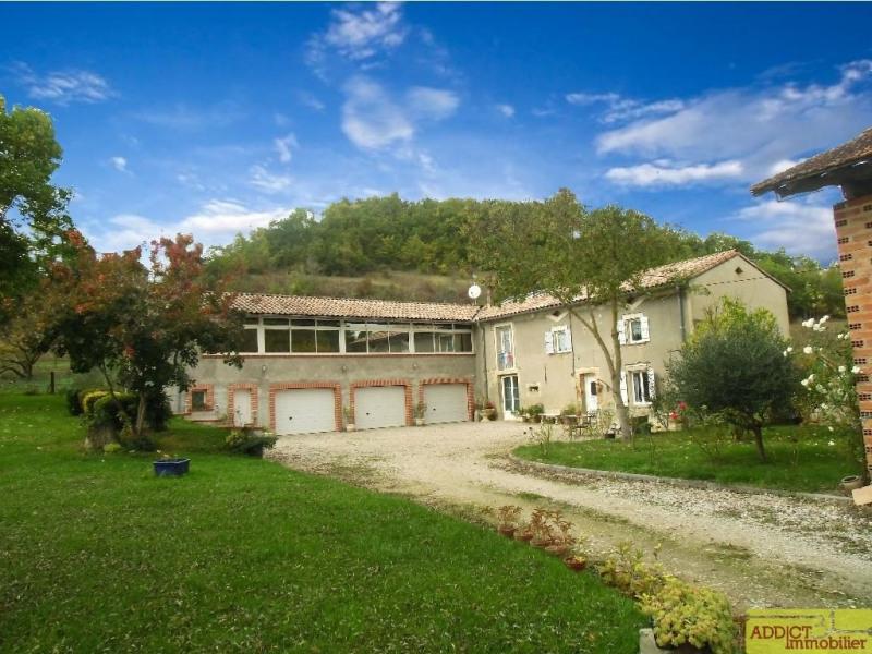 Vente maison / villa Secteur lavaur 535500€ - Photo 7