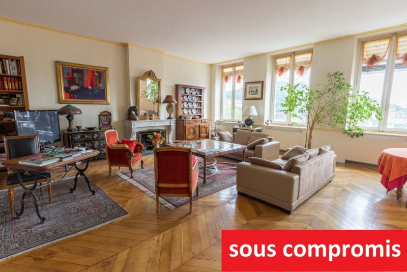 Verkauf von luxusobjekt wohnung Lyon 1er 755000€ - Fotografie 1