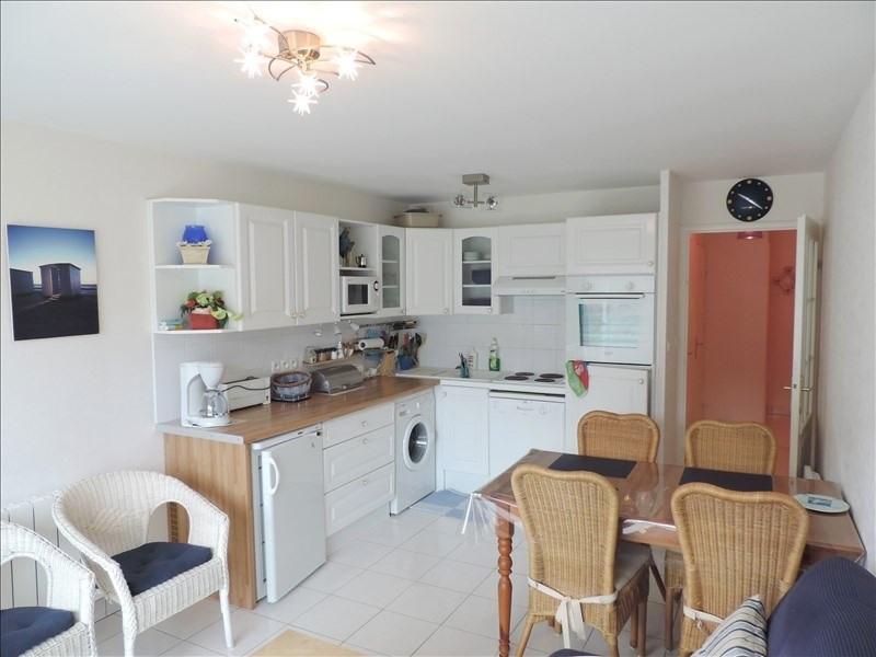 Vente appartement Fort mahon plage 184000€ - Photo 3