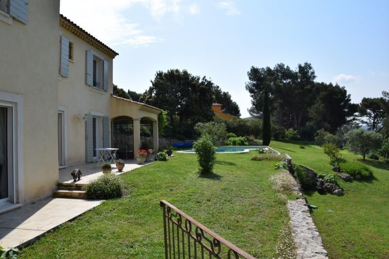 Vente de prestige maison / villa Ventabren 936000€ - Photo 2