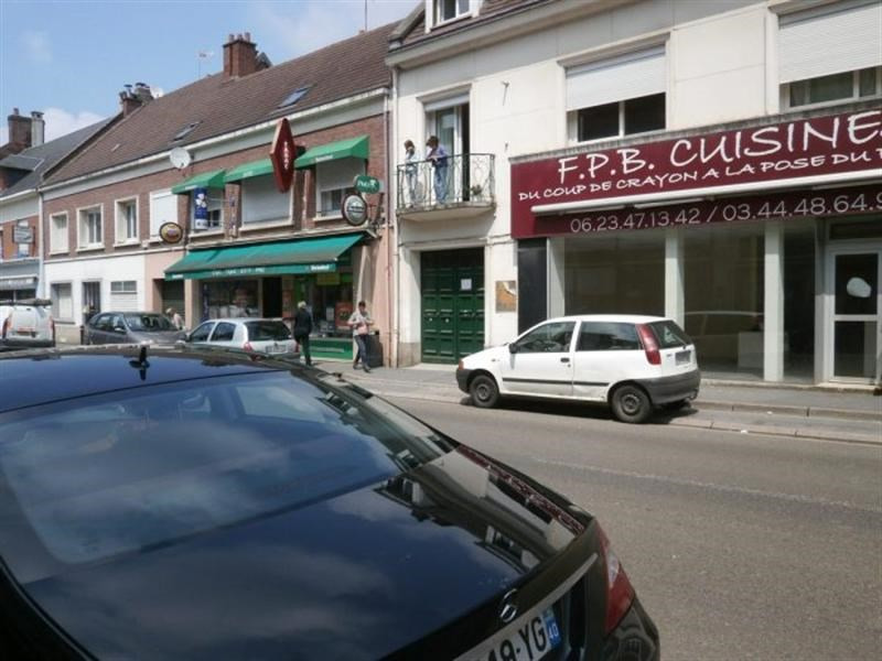 Location Local commercial Grandvilliers 0