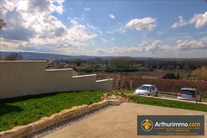 Vente maison / villa Bourgoin jallieu 365000€ - Photo 4