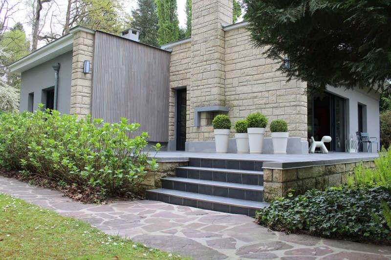 Deluxe sale house / villa Lamorlaye 585200€ - Picture 1