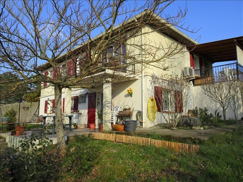 Vente maison / villa Daux 283500€ - Photo 1