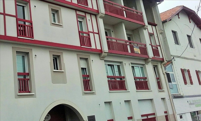 Sale apartment Hendaye 118 500€ - Picture 2