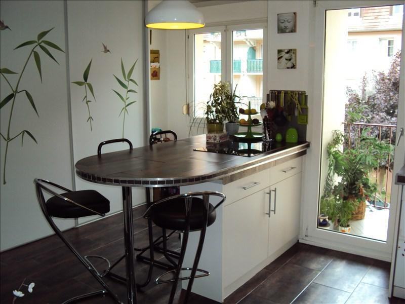 Sale apartment Rixheim 218000€ - Picture 2