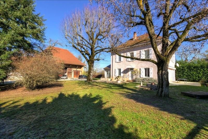 Verkoop  huis Les abrets 424000€ - Foto 2