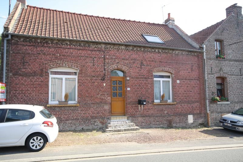 Vente maison / villa Fressain 140 000€ - Photo 1