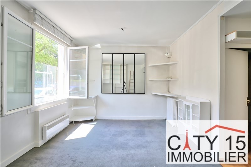 Venta  apartamento Paris 15ème 297000€ - Fotografía 6