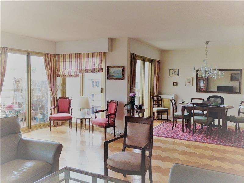 Vente appartement Saint-cloud 870000€ - Photo 3