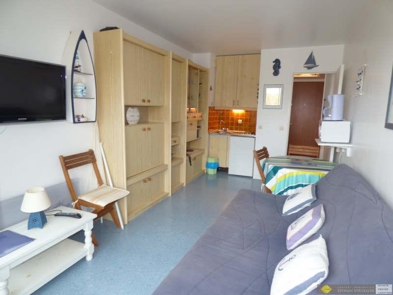 Vendita appartamento Villers sur mer 70000€ - Fotografia 5