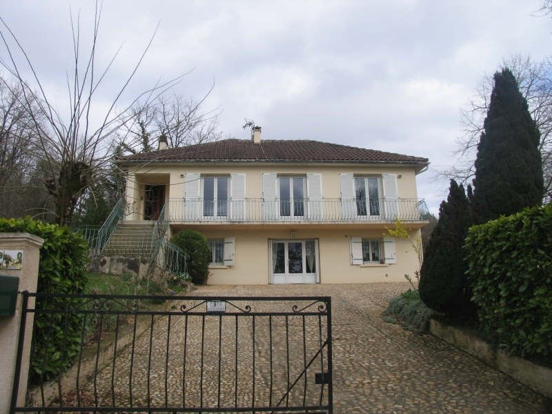 Sale house / villa Brantome 296900€ - Picture 1