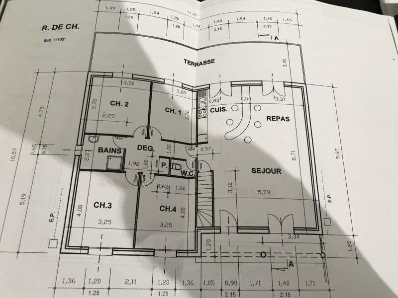 Rental house / villa Isle 950€ CC - Picture 11