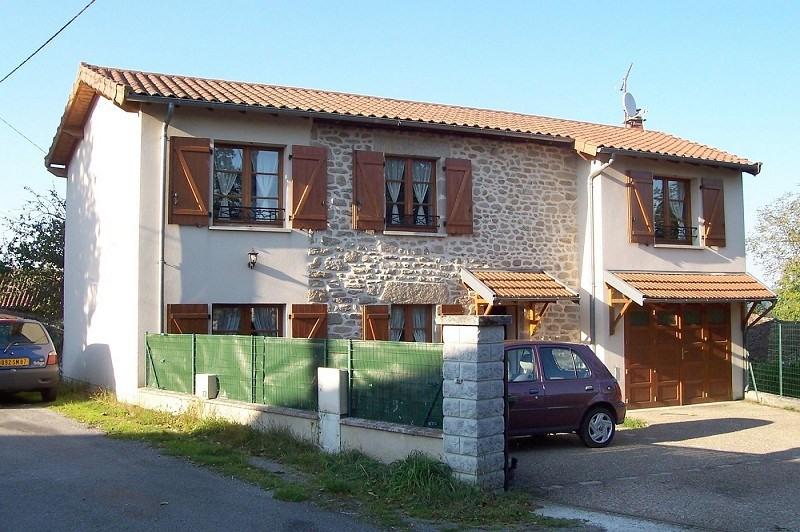 Location maison / villa Bonnac la côte 555€ CC - Photo 1