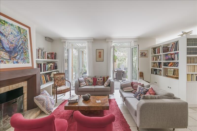 Vente de prestige maison / villa Paris 18ème 2650000€ - Photo 4