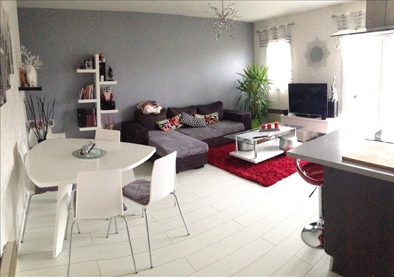 Vente appartement Nanteuil les meaux 158000€ - Photo 2