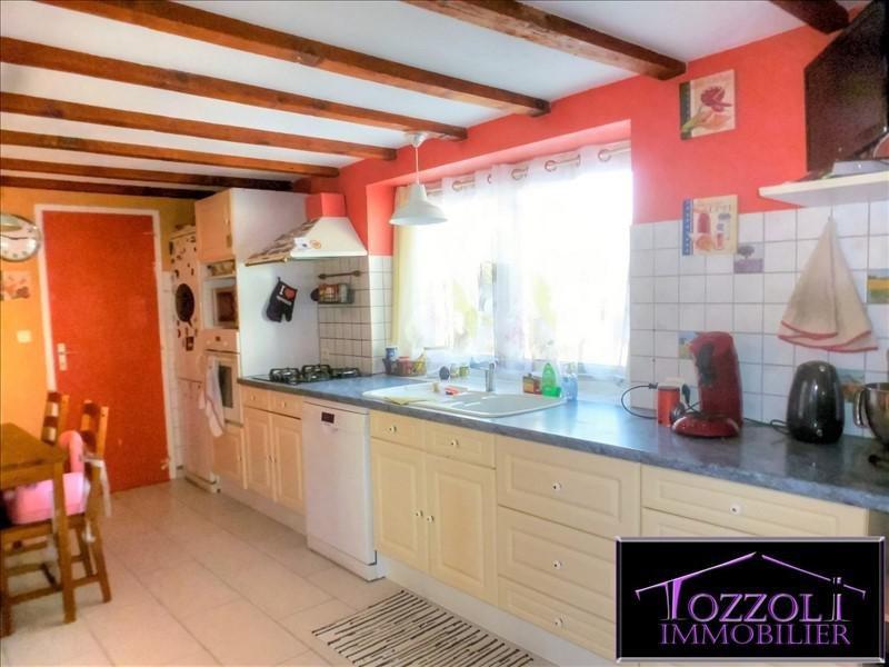 Sale house / villa Villefontaine 205000€ - Picture 5