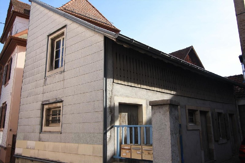 Sale building Munster 170 400€ - Picture 4
