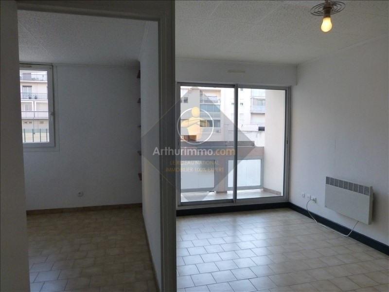 Sale apartment Sete 69500€ - Picture 1