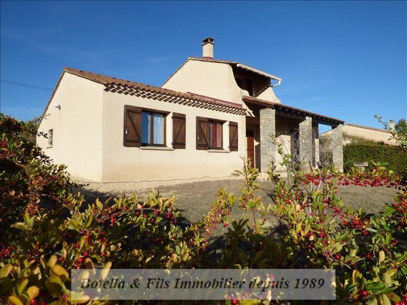 Vendita casa Barjac 234500€ - Fotografia 1