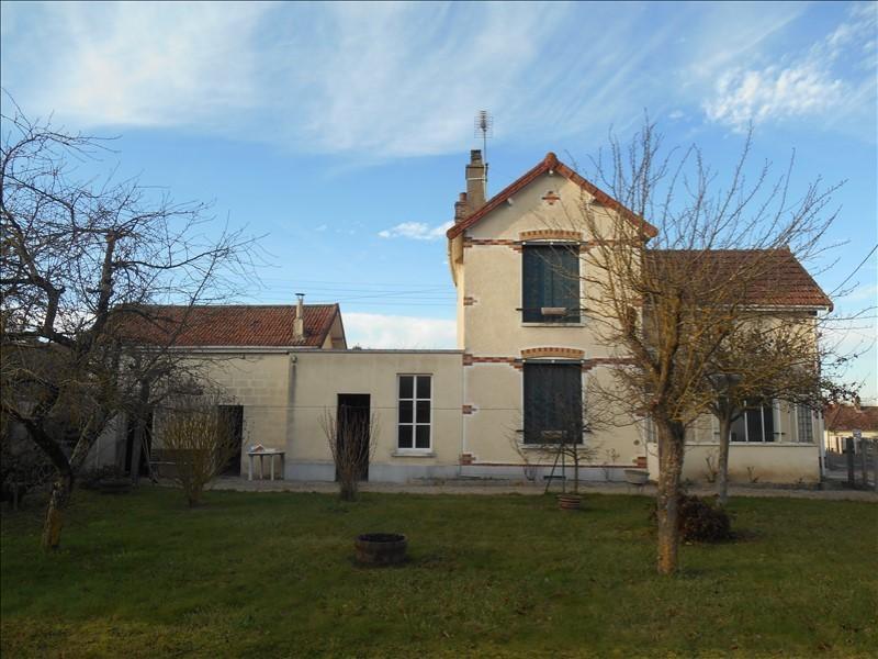 Rental house / villa Barberey saint sulpice 680€ CC - Picture 1