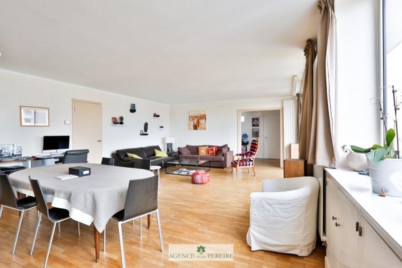 Vente de prestige appartement Paris 17ème 1190000€ - Photo 5