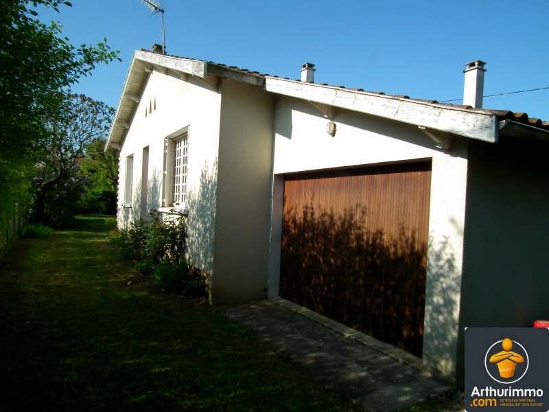 Sale house / villa Matha 111825€ - Picture 5