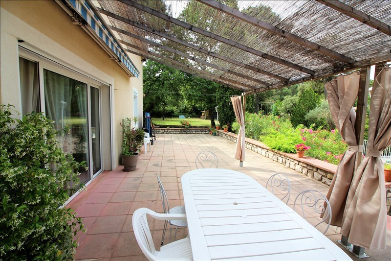 Vente maison / villa Mornas 410 000€ - Photo 6
