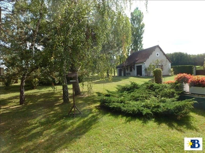 Vente maison / villa Chaumussay 315000€ - Photo 9