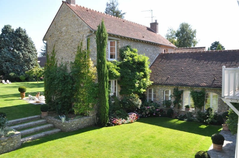 Deluxe sale house / villa Feucherolles 2 435 000€ - Picture 1