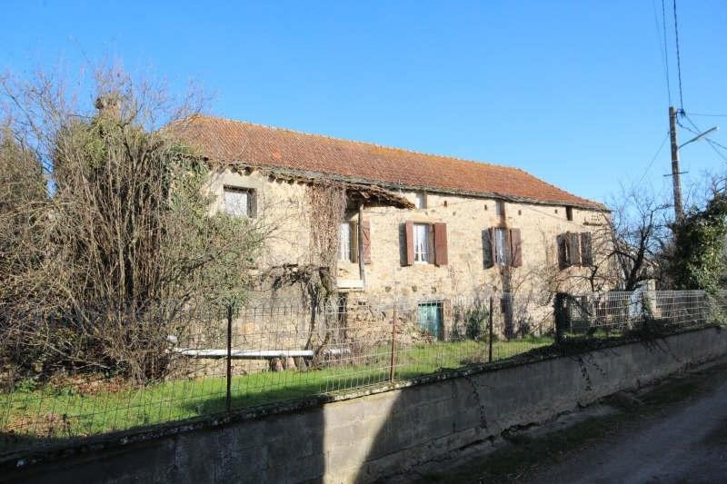 Vente maison / villa Saint christophe 160000€ - Photo 1