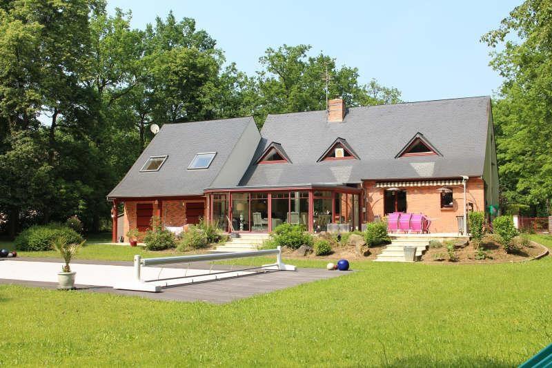 Deluxe sale house / villa Lamorlaye 760000€ - Picture 1