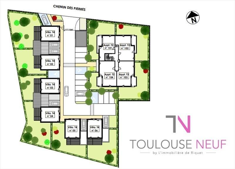 Vente maison / villa Cugnaux 298500€ - Photo 9