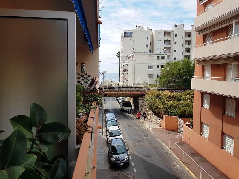 Vente appartement Juan-les-pins 202000€ - Photo 1