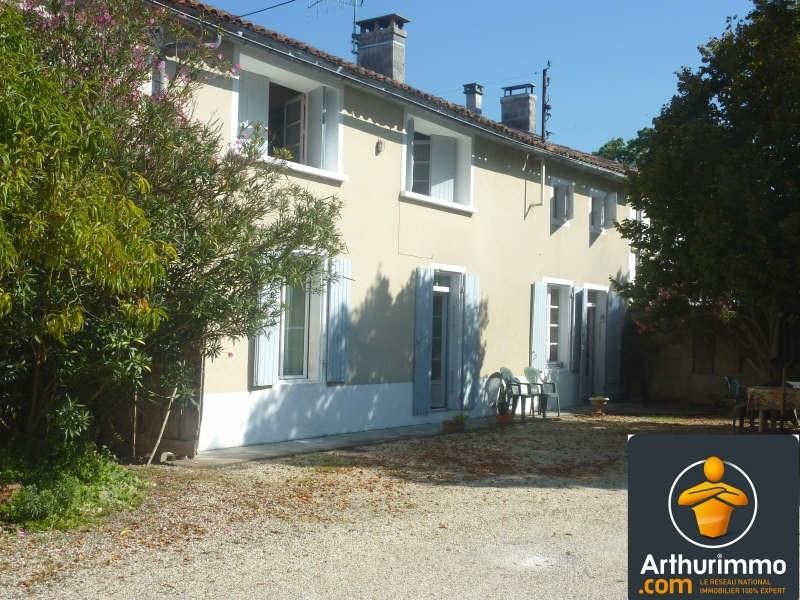 Sale house / villa Matha 133000€ - Picture 1