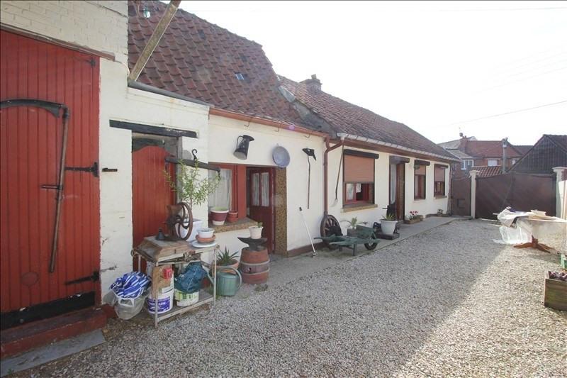 Sale house / villa Raimbeaucourt 131500€ - Picture 5