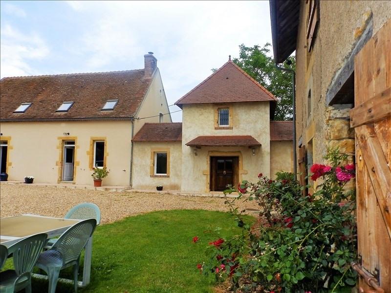 Vente de prestige maison / villa Dompierre sur besbre 440000€ - Photo 1