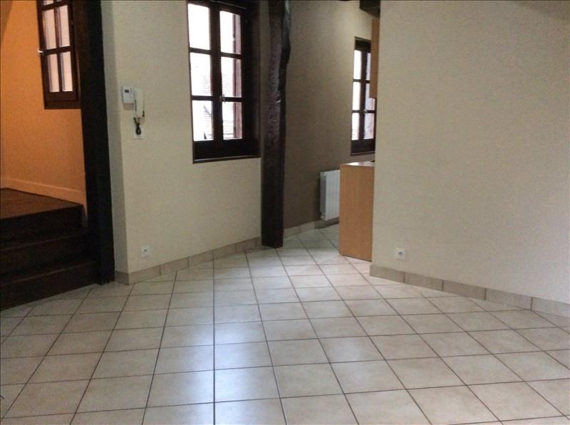 Rental apartment Auxerre 420€ CC - Picture 3