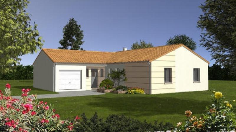 Maison  5 pièces + Terrain 425 m² Saint-Hilaire-la-Forêt par LOGIS DE VENDEE