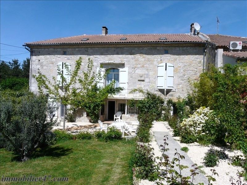 Vente maison / villa Laugnac 260000€ - Photo 4