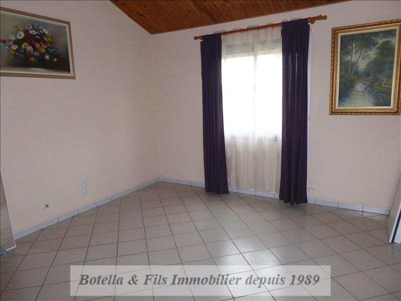 Sale house / villa Vallon pont d arc 309000€ - Picture 10
