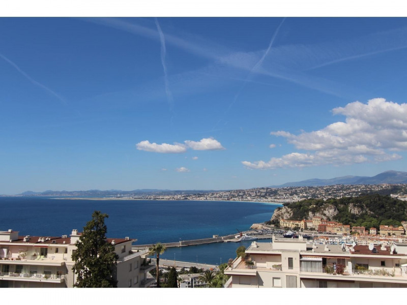 Deluxe sale apartment Nice 595000€ - Picture 1
