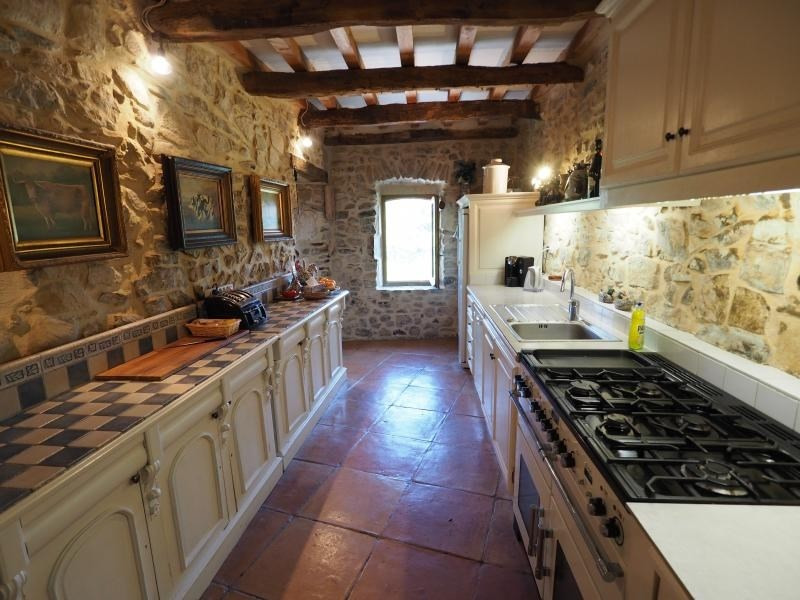 Deluxe sale house / villa Uzes 897 750€ - Picture 5