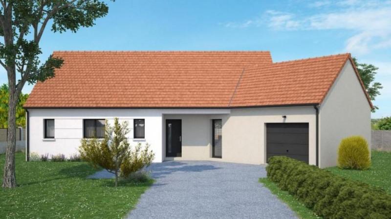 Maison  4 pièces + Terrain 561 m² Boulay-les-Barres par maisons ericlor