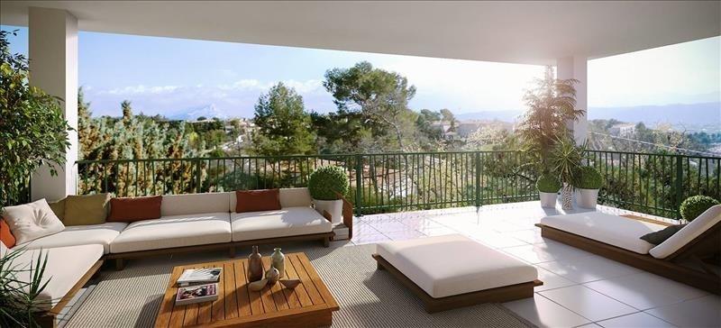 Deluxe sale apartment Aix en provence 270000€ - Picture 2