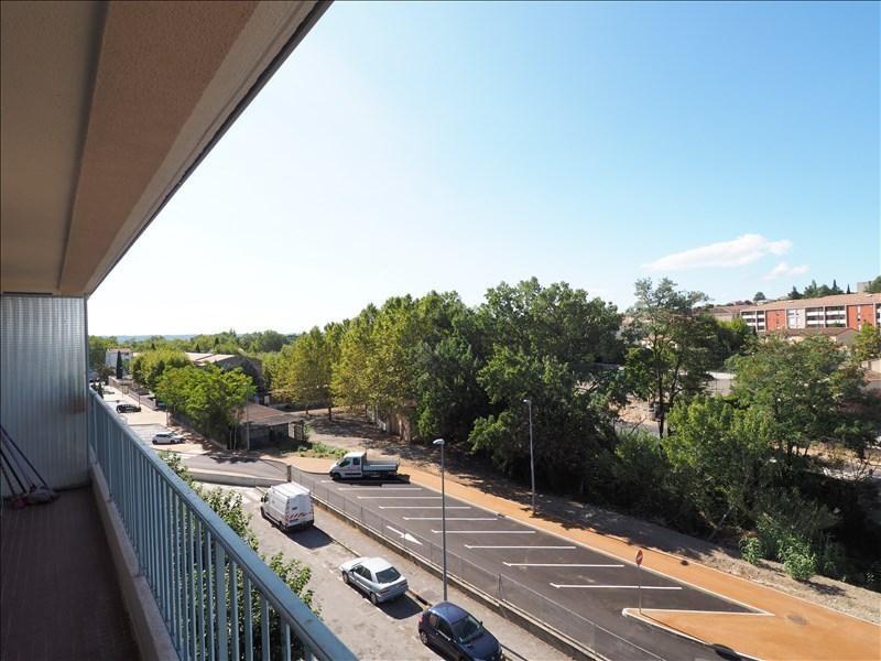 Rental apartment Manosque 720€ CC - Picture 1