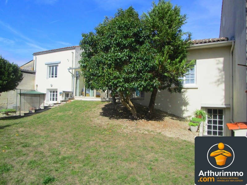 Produit d'investissement maison / villa Matha 102 600€ - Photo 1