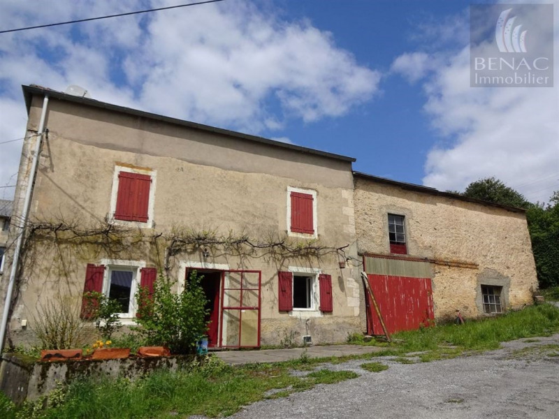 Vendita casa St pierre de trivisy 66000€ - Fotografia 2